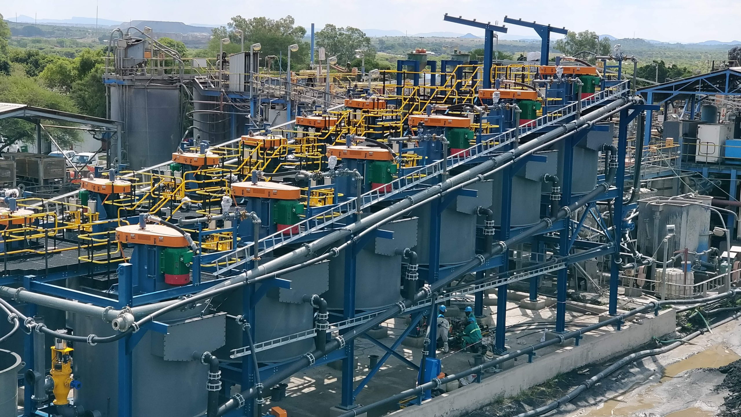 EXPERTS IN MINERAL PROCESSING